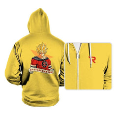 SAIYAN EMPIRE - Hoodies - Hoodies - RIPT Apparel