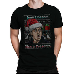 Joey Doesn't Share - Mens Premium - T-Shirts - RIPT Apparel