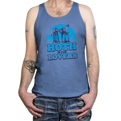 Hoth is for Lovers Exclusive - Tanktop - Tanktop - RIPT Apparel