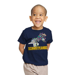 Schwiftylands - Youth - T-Shirts - RIPT Apparel