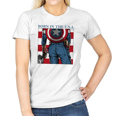 Americas Ass - Womens - T-Shirts - RIPT Apparel