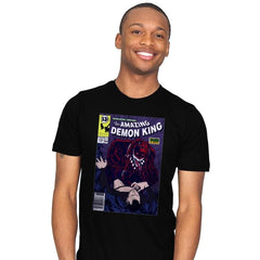 The Amazing Demon King - Mens - T-Shirts - RIPT Apparel