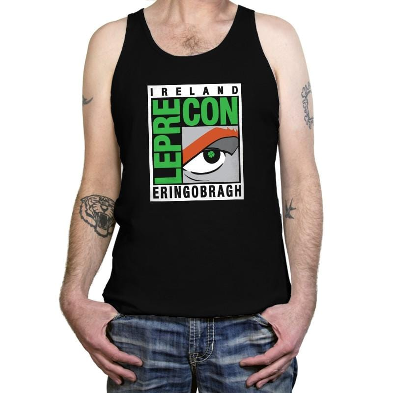 LepreCon Exclusive - St Paddys Day - Tanktop - Tanktop - RIPT Apparel