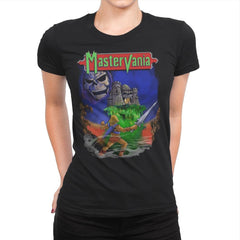 Mastervania - Anytime - Womens Premium - T-Shirts - RIPT Apparel