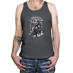 Gotham City Winter - Tanktop - Tanktop - RIPT Apparel