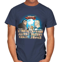 Throne Fighter IV - Mens - T-Shirts - RIPT Apparel