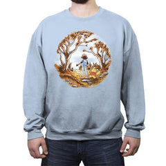 Pikapooh - Crew Neck Sweatshirt - Crew Neck Sweatshirt - RIPT Apparel