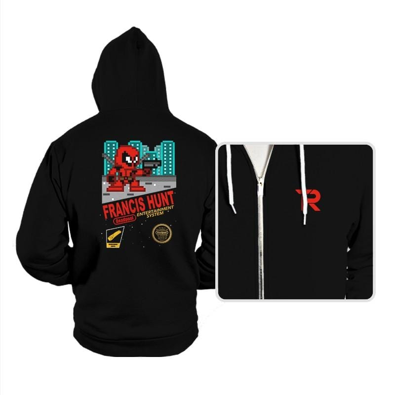 Francis Hunt - Hoodies - Hoodies - RIPT Apparel