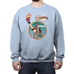 Mola Ram, Planeteer of Doom - Crew Neck Sweatshirt - Crew Neck Sweatshirt - RIPT Apparel