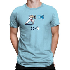 Hadouken Spinner Exclusive - Mens Premium - T-Shirts - RIPT Apparel