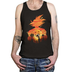 Beautiful Sunset - Tanktop - Tanktop - RIPT Apparel