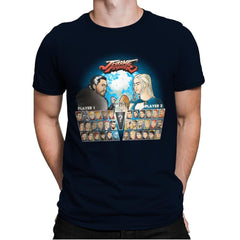 Throne Fighter IV - Mens Premium - T-Shirts - RIPT Apparel