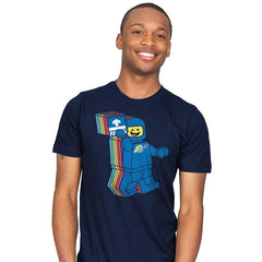 SPACESHIPALICIOUS Exclusive - Brick Tees - Mens - T-Shirts - RIPT Apparel