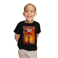 The Amazing Ultra-Instinct - Youth - T-Shirts - RIPT Apparel