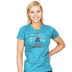The Little Splash Exclusive - Womens - T-Shirts - RIPT Apparel