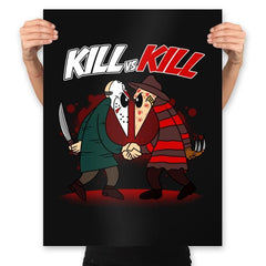 Kill VS Kill - Prints - Posters - RIPT Apparel