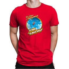 The Royal Amazonian Air Show Exclusive - Mens Premium - T-Shirts - RIPT Apparel