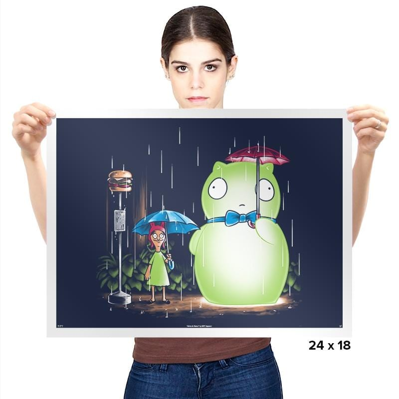 My Neighbor Kuchi Kopi Exclusive - Prints - Posters - RIPT Apparel