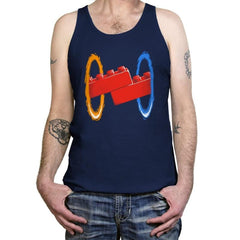 Now Your Building With Portals Exclusive - Tanktop - Tanktop - RIPT Apparel
