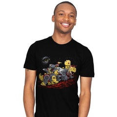 Bots Before Time - Best Seller - Mens - T-Shirts - RIPT Apparel