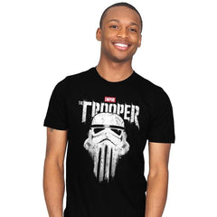 THE TROOPER - Mens - T-Shirts - RIPT Apparel