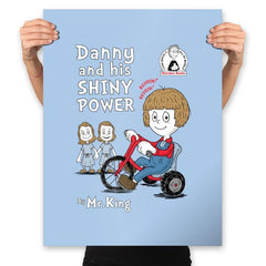 Shiny Danny - Prints - Posters - RIPT Apparel