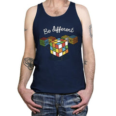 Be different - Tanktop - Tanktop - RIPT Apparel