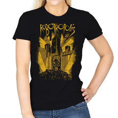 Robotropolis - Womens - T-Shirts - RIPT Apparel