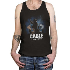 Cable Time Ops - Tanktop - Tanktop - RIPT Apparel