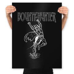 Bounty Hunter - Prints - Posters - RIPT Apparel