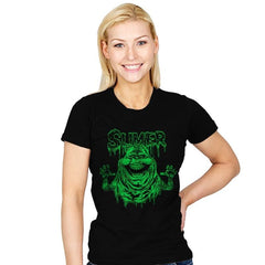 Misfit Ghost - Womens - T-Shirts - RIPT Apparel