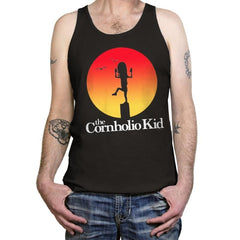 The Cornholio Kid - Tanktop - Tanktop - RIPT Apparel