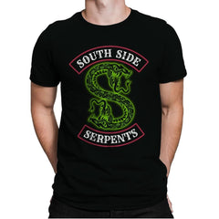 South Side Serpents - Mens Premium - T-Shirts - RIPT Apparel