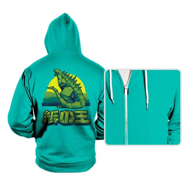 King of Papercraft - Hoodies - Hoodies - RIPT Apparel