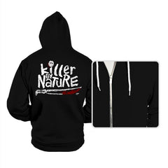 KILLER BY NATURE 13th - Hoodies - Hoodies - RIPT Apparel
