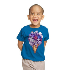 Ice Cream Conesoles - Youth - T-Shirts - RIPT Apparel