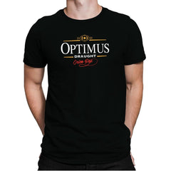 Optimus Draught Exclusive - Mens Premium - T-Shirts - RIPT Apparel