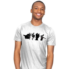Empire of Silly Walks - Mens - T-Shirts - RIPT Apparel