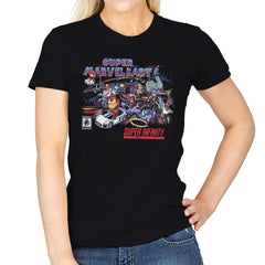 Marvelous Kart - Anytime - Womens - T-Shirts - RIPT Apparel