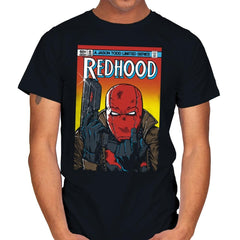 Red Hood - Mens - T-Shirts - RIPT Apparel