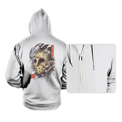 Oni Jason Mask - Hoodies - Hoodies - RIPT Apparel