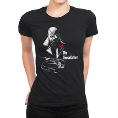 The Goosefather... - Womens Premium - T-Shirts - RIPT Apparel