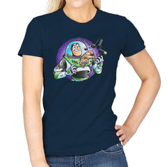 Space Guardian - Womens - T-Shirts - RIPT Apparel