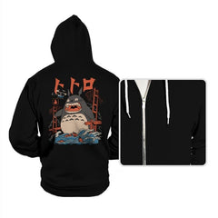 The Neighbor's Attack - Hoodies - Hoodies - RIPT Apparel