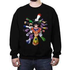 Wickakarotto - Crew Neck Sweatshirt - Crew Neck Sweatshirt - RIPT Apparel