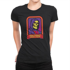 This Candidate Is MEGA - Womens Premium - T-Shirts - RIPT Apparel