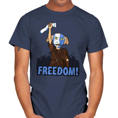 Freedobby - Raffitees - Mens - T-Shirts - RIPT Apparel