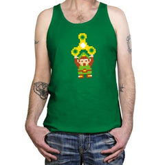 The Spinner of Time - Tanktop - Tanktop - RIPT Apparel