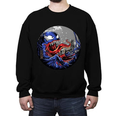 THE GREAT SYMBIOTES - Crew Neck Sweatshirt - Crew Neck Sweatshirt - RIPT Apparel