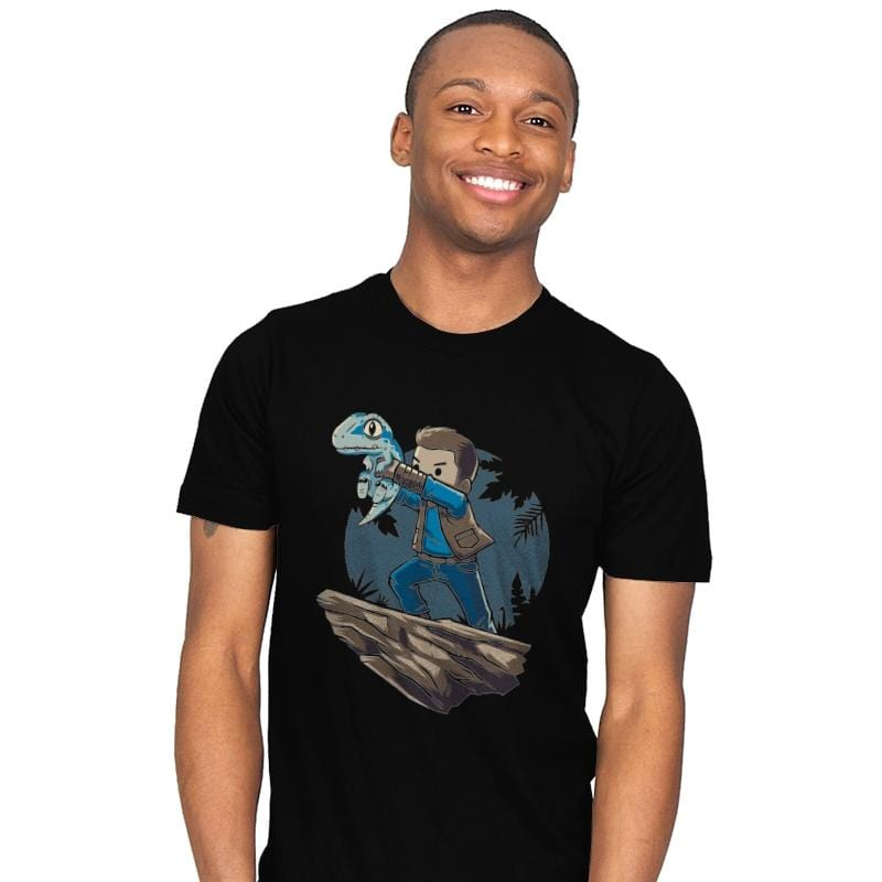 The Raptor King - Mens - T-Shirts - RIPT Apparel